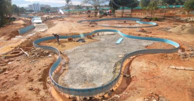 Waterpark Construction